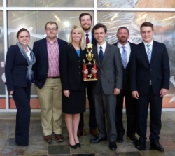 Mock Trial Team Photo
