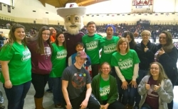 EKU Wins Category of National Game Day Recycling Challenge