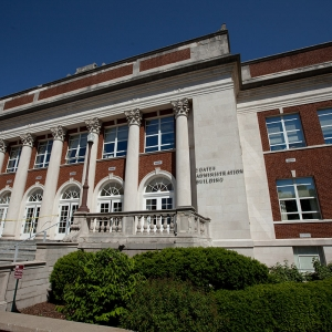 image of Coates Administration Building